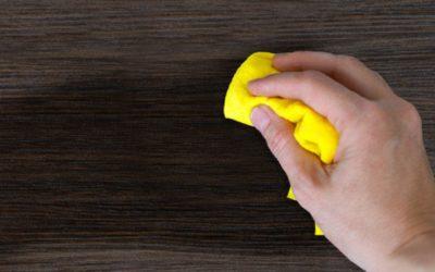 Como limpar seu piso de madeira?